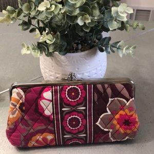 ⭐️VERA BRADLEY-purse clutch - perfect !